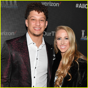 Patrick Mahomes is Engaged to Girlfriend Brittany Matthews - See Her Ring!