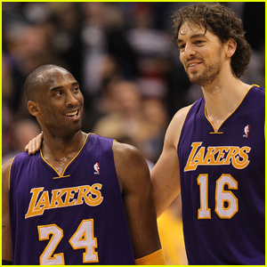 Lakers Player Pau Gasol Names First Daughter After Gianna Bryant