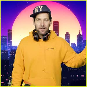 Paul Rudd Just Made the Best Mask PSA Ever at Governor Cuomo's Request - Watch Now!