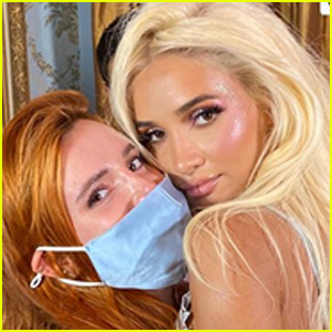 Pia Mia & Bella Thorne Reunite in a Sexy Pic & Possibly Tease OnlyFans Collab