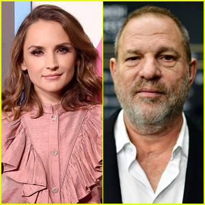 Rachael Leigh Cook Recalls Meeting With Harvey Weinstein