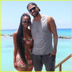 The Bachelorette's Rachel Lindsay & Bryan Abasolo Celebrate Their First Anniversary with Trip to Aruba!