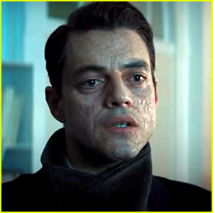 Rami Malek Gives Fans First Look at His Bond Villain Safin For 'No Time To Die'