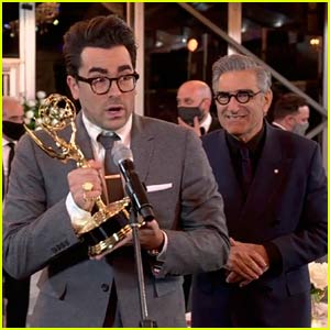 'Schitt's Creek' Wins All 7 Possible Awards at Emmys 2020, First Show to Sweep!