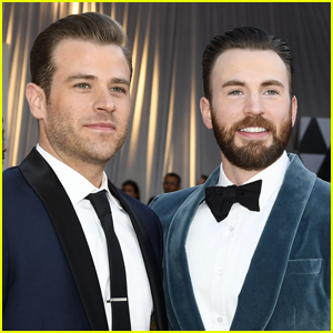 Scott Evans Hilariously Reacts to Brother Chris Evans' Alleged NSFW Photo Leak