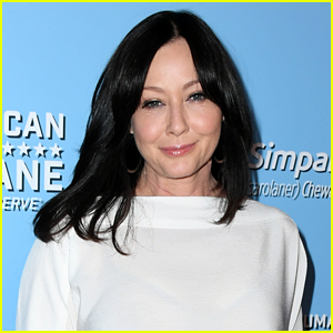 Shannen Doherty Says She's 'Got A Lot of Life In Me' While Speaking of Her Cancer