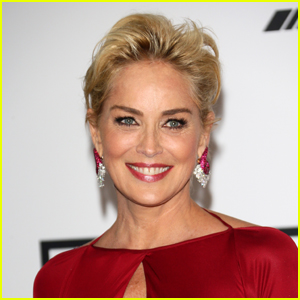 Sharon Stone Reveals Her Best On-Screen Kiss!