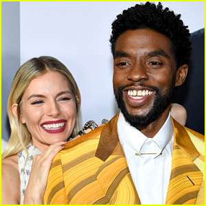 Sienna Miller Revealed Chadwick Boseman Donated Part Of His '21 Bridges' Salary To Her
