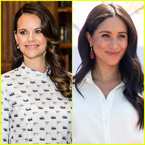 Sweden's Princess Sofia Was Asked If She Thought About Leaving The Royal Family Like Meghan Markle