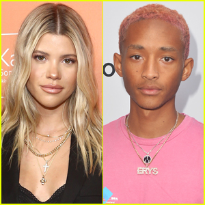 Sofia Richie & Jaden Smith Get 'Very Flirty' During Day at the Beach