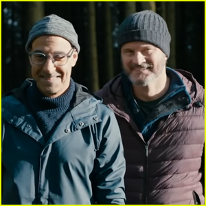 Colin Firth & Stanley Tucci Are Lovers in 'Supernova' Movie - Watch the Trailer