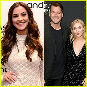 Colton Underwood's Ex Tia Booth Commends Cassie Randolph For Seeking Restraining Order