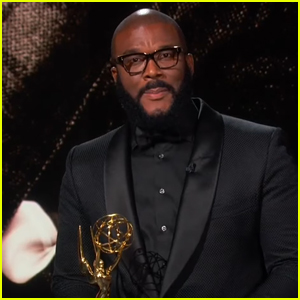 Tyler Perry Shares Powerful Message About Diversity While Accepting Governors Award at Emmys 2020 - Watch Now!