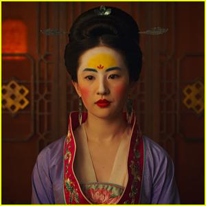 Mulan's Yifei Liu Sings 'Reflection' in Mandarin - Listen Now!