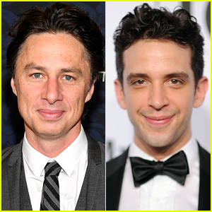 Zach Braff Reveals the Emmys 'Chose' to Exclude Nick Cordero From In Memoriam