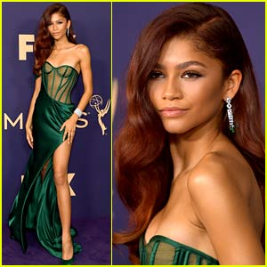 Emmys Fashion: Look Back at Zendaya's Incredible Red Carpet Moment in 2019!