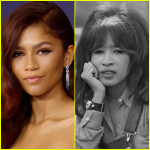 Zendaya Is in Talks to Play Ronnie Spector in Biopic