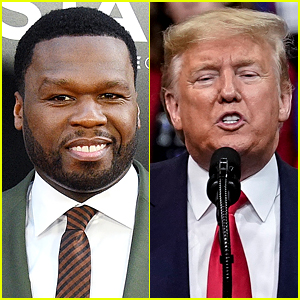 50 Cent Endorses Trump Because of Biden's Tax Plan, Which Only Affects Wealthy People