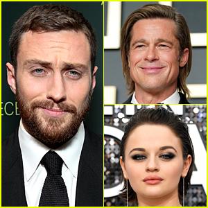 Aaron Taylor-Johnson Joins Brad Pitt & Joey King in 'Bullet Train'