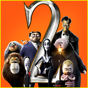 'The Addams Family 2' to Be Released for Halloween 2021 - See the Teaser Posters!