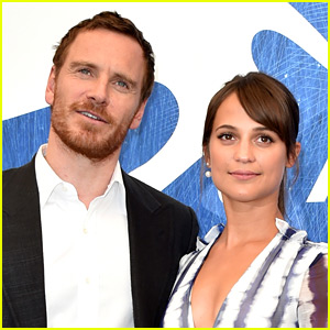Alicia Vikander Reveals the Big Surprise That Michael Fassbender Pulled Off for Her Birthday!