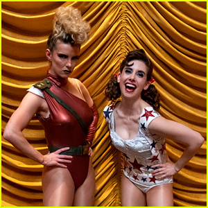 Alison Brie & 'GLOW' Stars React to the Show's Abrupt Cancellation Due to COVID-19