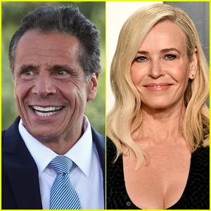Governor Andrew Cuomo Stops Ghosting Chelsea Handler, Responds to Her Date Request