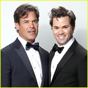 Andrew Rannells Talks About His 'Showmance' with Tuc Watkins & How They Fell in Love