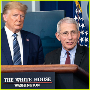 Dr. Anthony Fauci Says Trump Campaign Used His Comments About COVID-19 'Out of Context' in New Ad