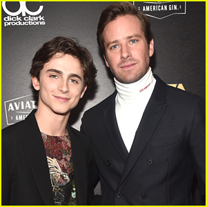 Armie Hammer Doesn't Want a 'Call Me By Your Name' Sequel For At Least 10 Years