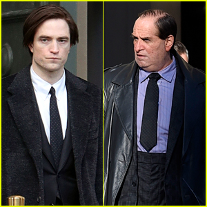 Robert Pattinson & Colin Farrell Get Back to Work on the Set of 'The Batman' - See the Pics!