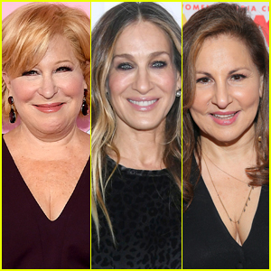 Bette Midler, Sarah Jessica Parker, & Kathy Najimy Reunite for 'Hocus Pocus' Special - See the Pic!