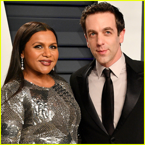 B.J. Novak Had the Sweetest Reaction Ever to Mindy Kaling's 'How It Started' Post!