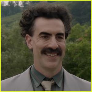 Sacha Baron Cohen is Back in 'Borat 2' Trailer - Watch Now!