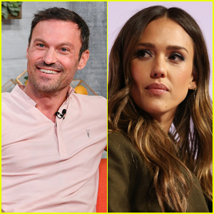 Brian Austin Green Reacts to Jessica Alba's Claim That She Wasn't Allowed to Make Eye Contact on '90210' Set