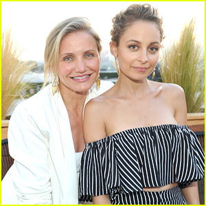 Cameron Diaz Has The Best Reaction To A Viral Tweet About Her & Sister-In-Law Nicole Richie