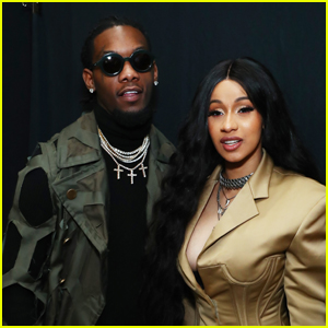Cardi B Kisses Offset During Birthday Party After Filing for Divorce