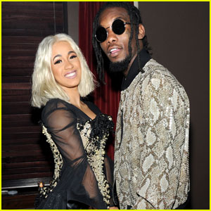 Cardi B Says She's Back With Her Ex Offset Again