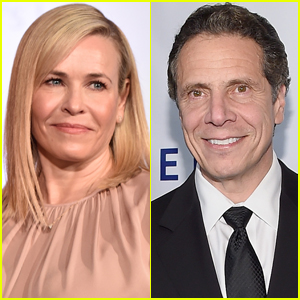 Chelsea Handler Continues to Thirst Over Andrew Cuomo in New Comedy Special!
