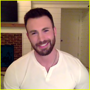 Chris Evans Reveals When He Got His Dodger Tattoo, Talks About Picking His Dog's Name