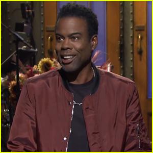 Chris Rock Jokes Biden Should be America's 'Last President Ever' in 'SNL' Monologue - Watch!