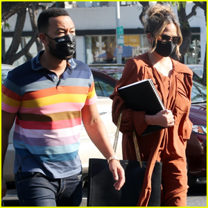 Chrissy Teigen Steps Out for First Time with John Legend After Pregnancy Loss