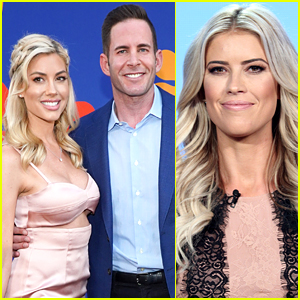 Tarek El Moussa & Heather Rae Young Won't Be Inviting His Ex Christina Anstead To Their Wedding