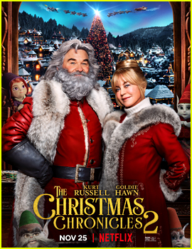 Kurt Russell & Goldie Hawn Are Back for 'Christmas Chronicles 2' - Watch the Trailer!