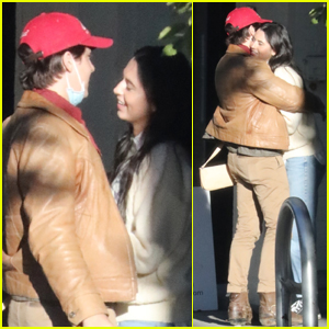 Cole Sprouse Spotted Getting Cozy with Model Reina Silva in Vancouver