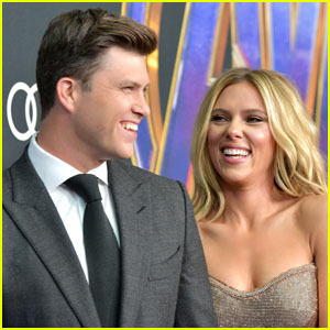 Colin Jost Wants This to Happen at His Wedding With Scarlett Johansson!