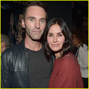Courteney Cox Hasn't Seen her Fiance Johnny McDaid in Over Half a Year