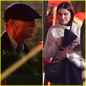 Daniel Craig & Rachel Weisz Step Out for Rare Dinner Date in NYC