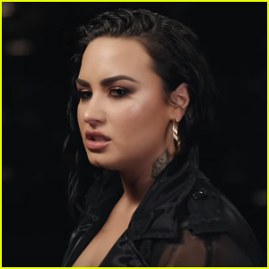 Demi Lovato Delivers Powerful & Emotional Video for New Song 'Commander in Chief' - Watch Here!