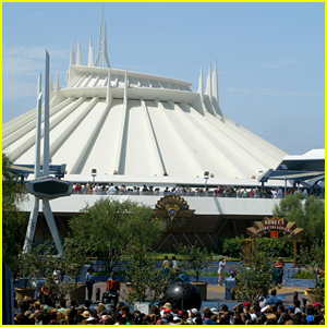 Disney Parks' Space Mountain Ride Is Getting The Movie Treatment